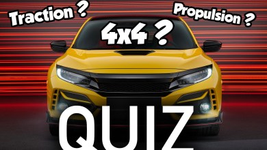 Photo of Est-ce une TRACTION ? une PROPULSION ? une INTEGRALE ? (quiz #3)