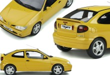 Photo of 1/18 : OttOmobile annonce la Renault Megane 1 coupé