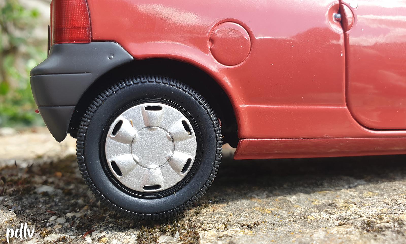 Enjoliveur de la Renault Twingo 1 Solido