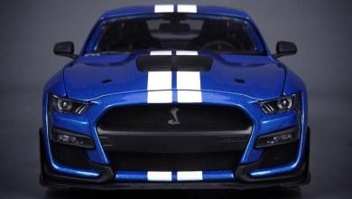 Photo of 1/18 : Maisto va bientôt sortir la Shelby GT500 2020
