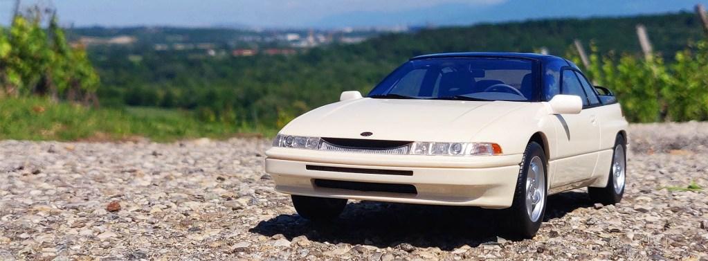 1/18 Subaru Alcyone SVX