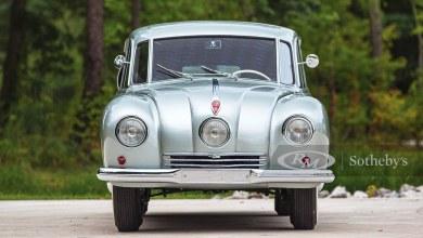 Photo of Tatra T87 : elle a tout pour plaire (et 3 phares)