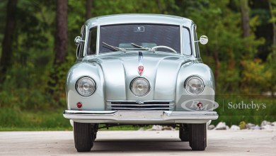Tatra T87 à vendre