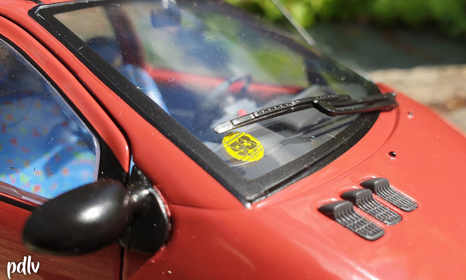 Vignette 93 de la Renault Twingo 1 Solido