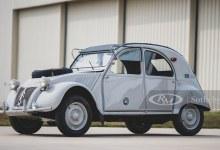 Photo of Une Citroën 2CV Sahara sera bientôt aux enchères