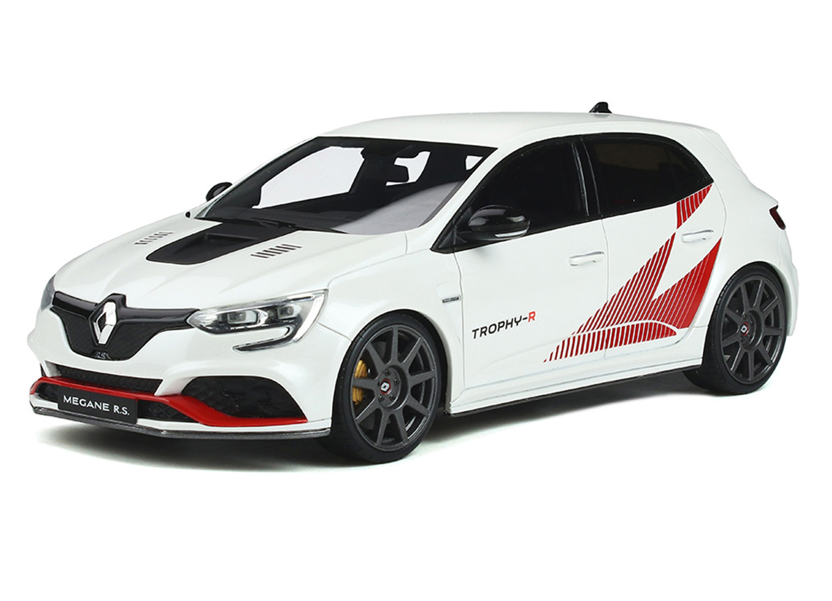 OT877 Renault Megane 4 RS Trophy-R Pack Carbon