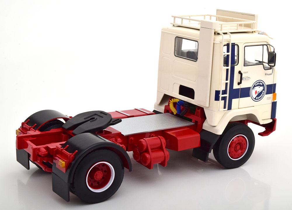 1/18 Volvo F88 Road Kings RK180063 arrière châssis