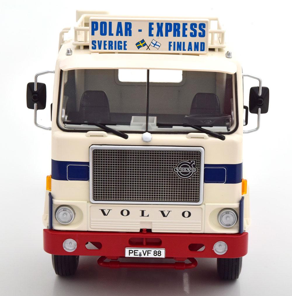 1/18 Volvo F88 Road Kings RK180063 avant