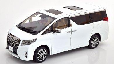 Photo of 1/18 : KengFai propose le Toyota Alphard