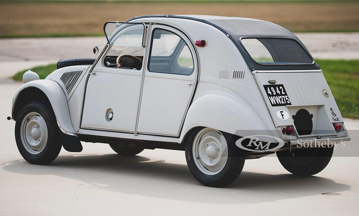 Citroën 2CV Sahara à vendre