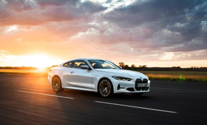 2020 BMW Série 4 (F30) sans pack M