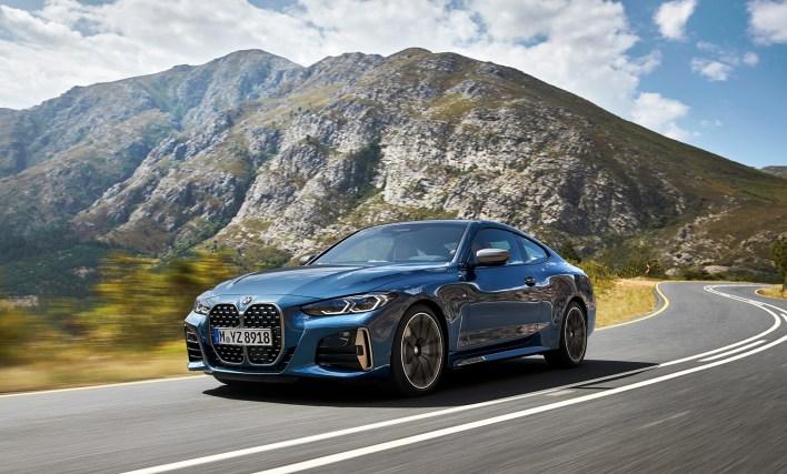 2020 BMW Série 4 (F30)