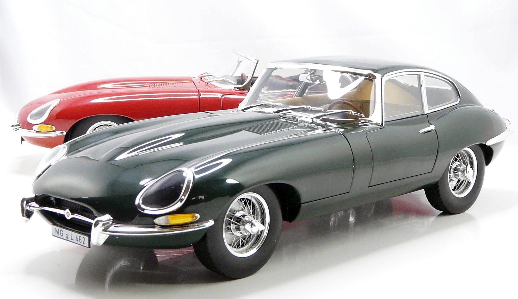 Jaguar Type E Norev 1/12