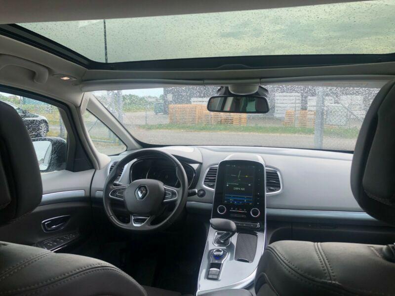 Renault Espace V intérieur
