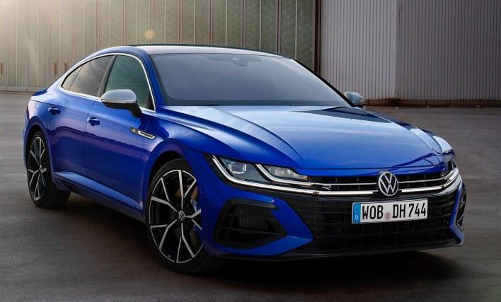 Volkswagen Arteon R avant