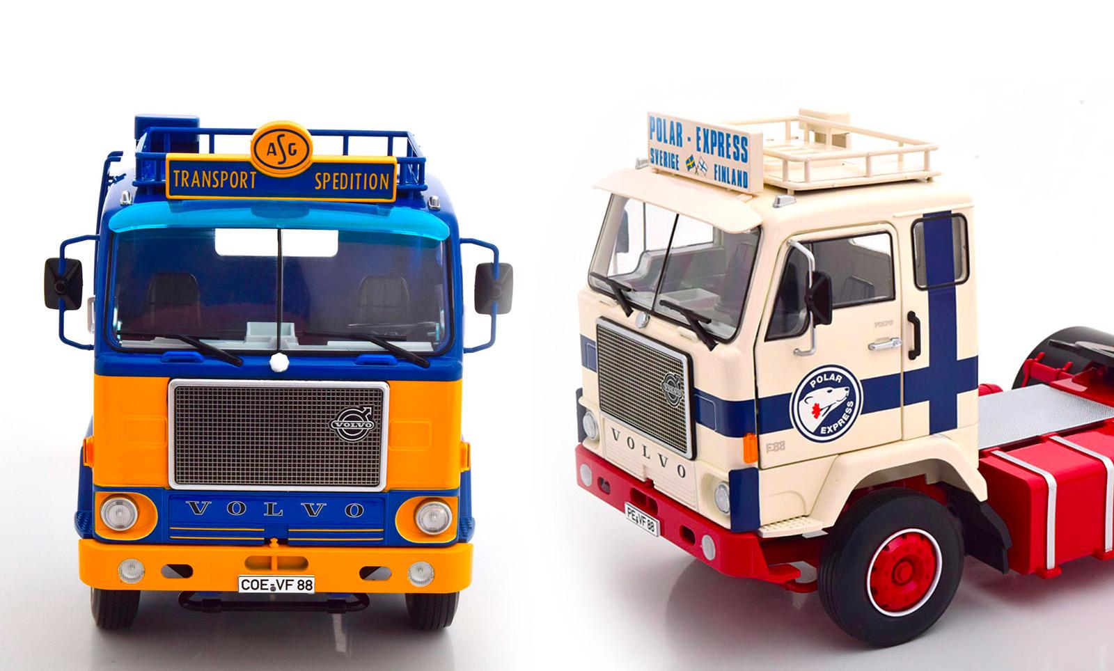 1/18 Volvo F88 Road-Kings