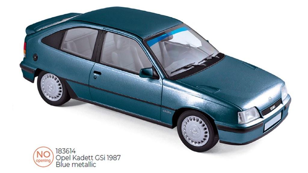 183614 Opel Kadett GSi 1/18 Norev