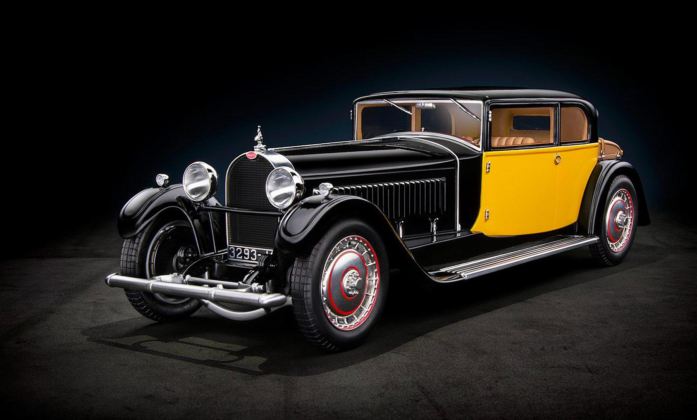 1/18 Bugatti Type 41 Royale Coach