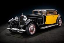 Photo of 1/18 : CMF propose une somptueuse Bugatti Type 41 Royale
