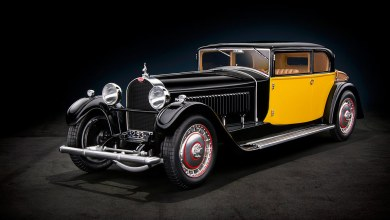 Photo of 1/18 : CMF propose une somptueuse Bugatti Type 41 Royale