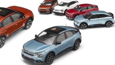 Photo of 1/64 et 1/43 : Norev a déjà reproduit la Citroën C4 2020