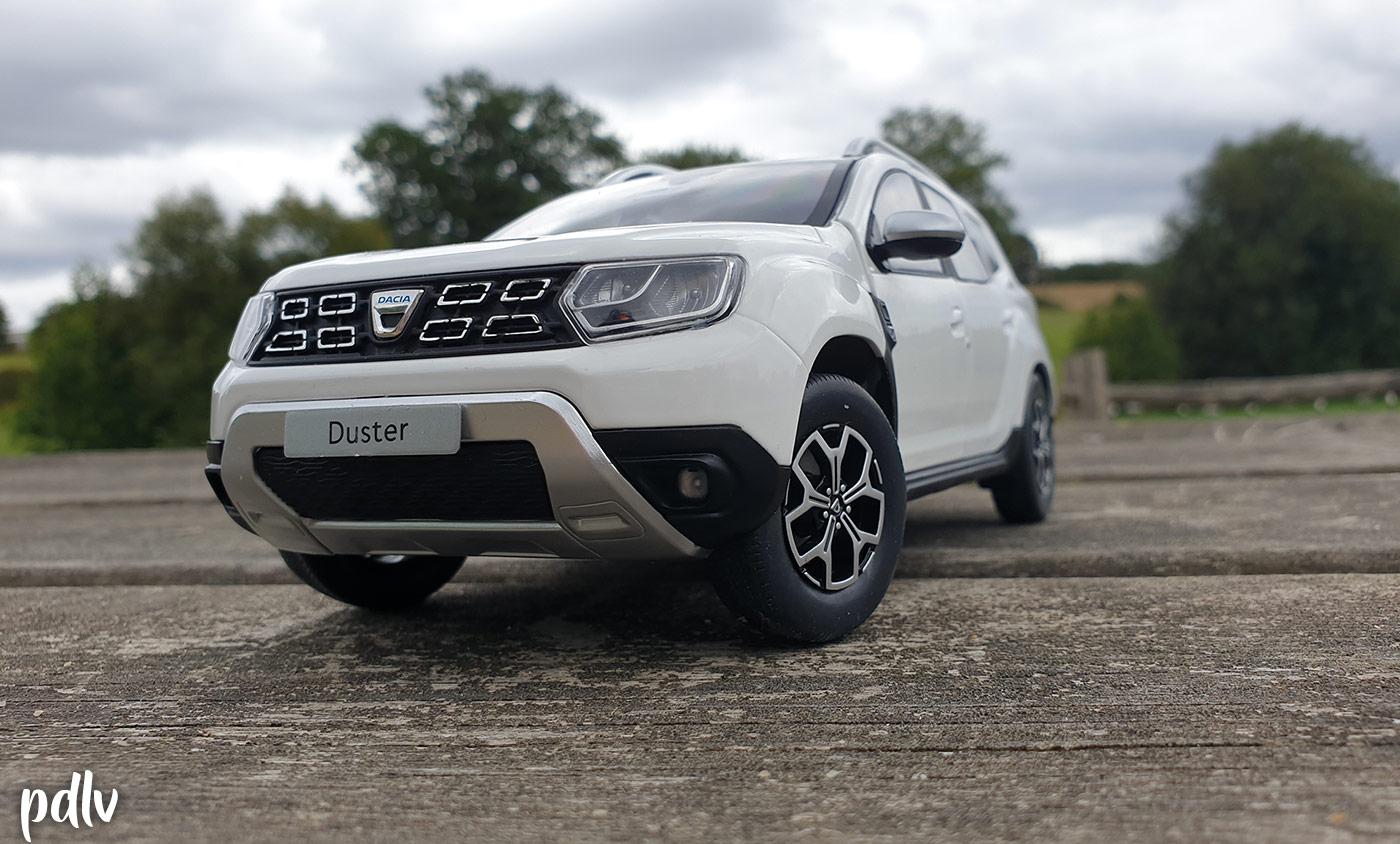 Dacia Duster Solido miniature