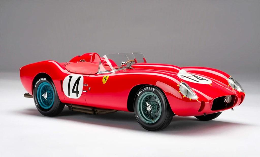 Ferrari 250 TR Amalgam au 1/18