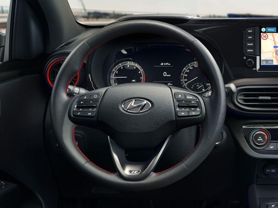 Volant Hyundai i10 N Line