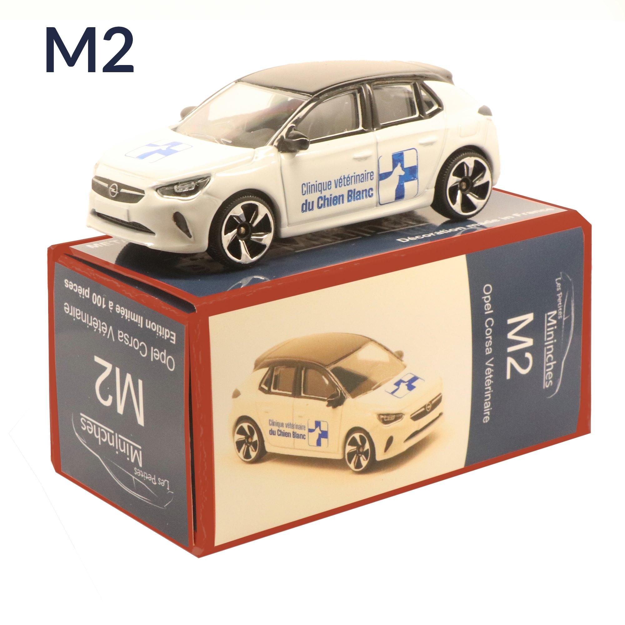 M2 Opel Corsa Vétérinaire Les Petites Mininches