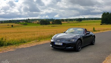 Photo de Mazda MX-5 Eunos Edition : retour aux sources