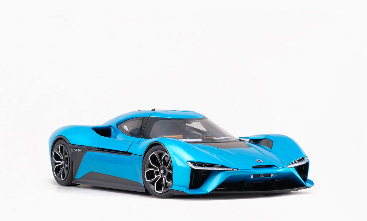 1/18 NIO EP9 Almost Real Models