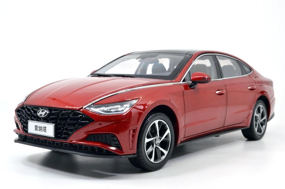 1/18 Hyundai Sonata Paudi