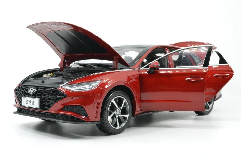 1/18 Hyundai Sonata Paudi ouvrants