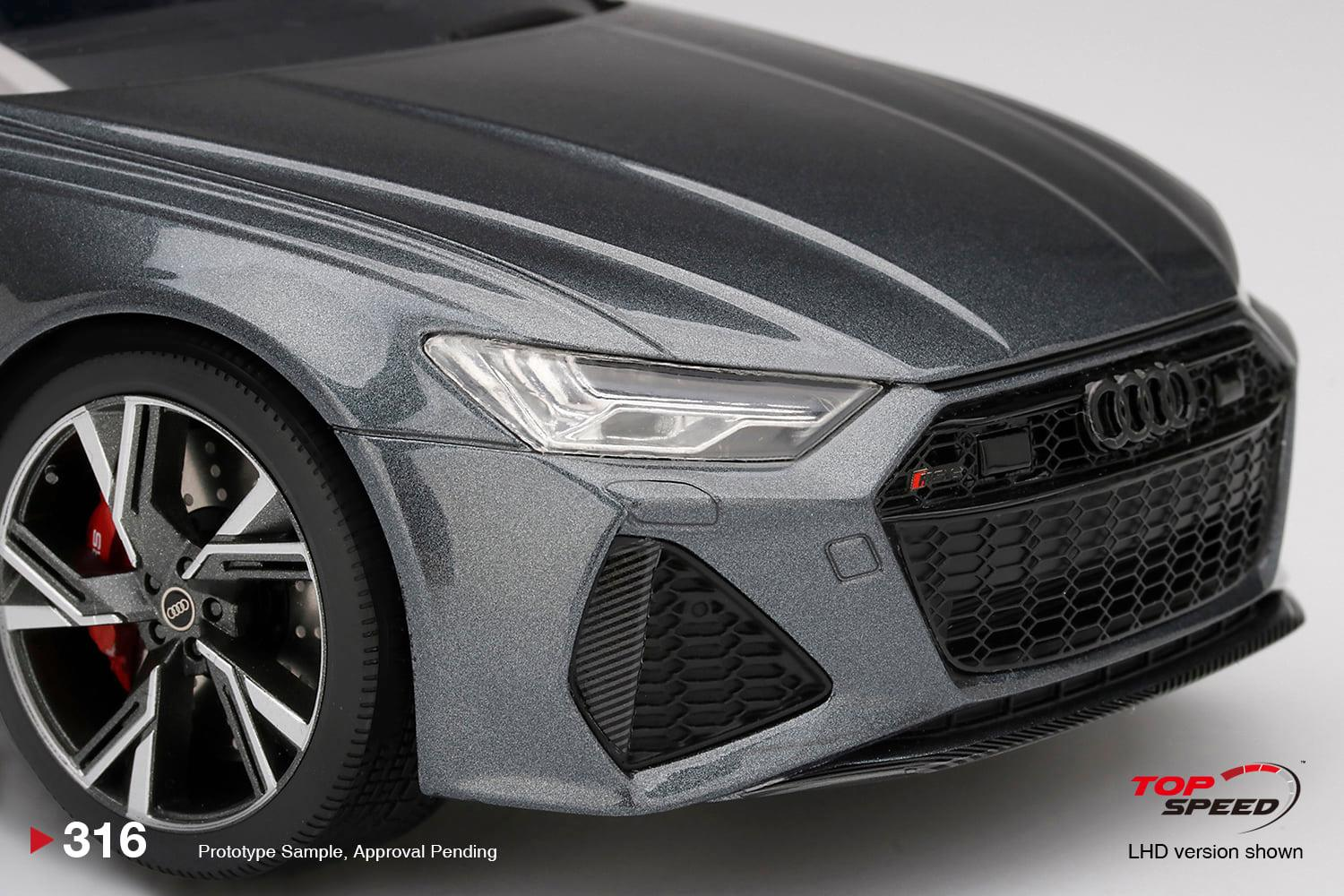 1/18 Audi RS 6 TopSpeed