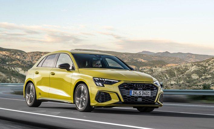 Audi S3 tenue de route