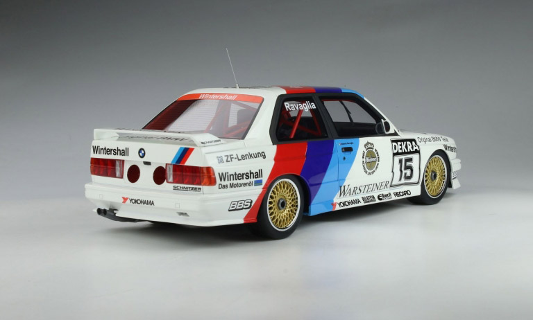 G055 BMW M3 E30 OttO
