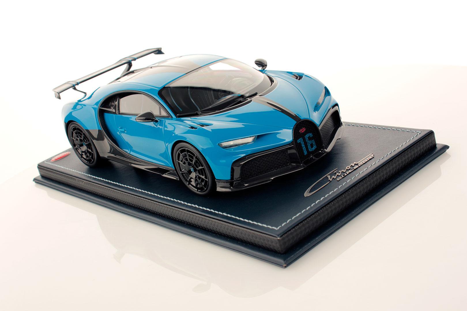 1/18 Bugatti Chiron Pur Sport MR Collection