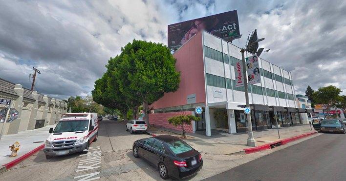 8111 Beverly Boulevard Los Angeles