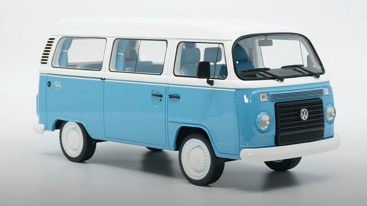 Volkswagen Combi T2 Last Edition 1/18