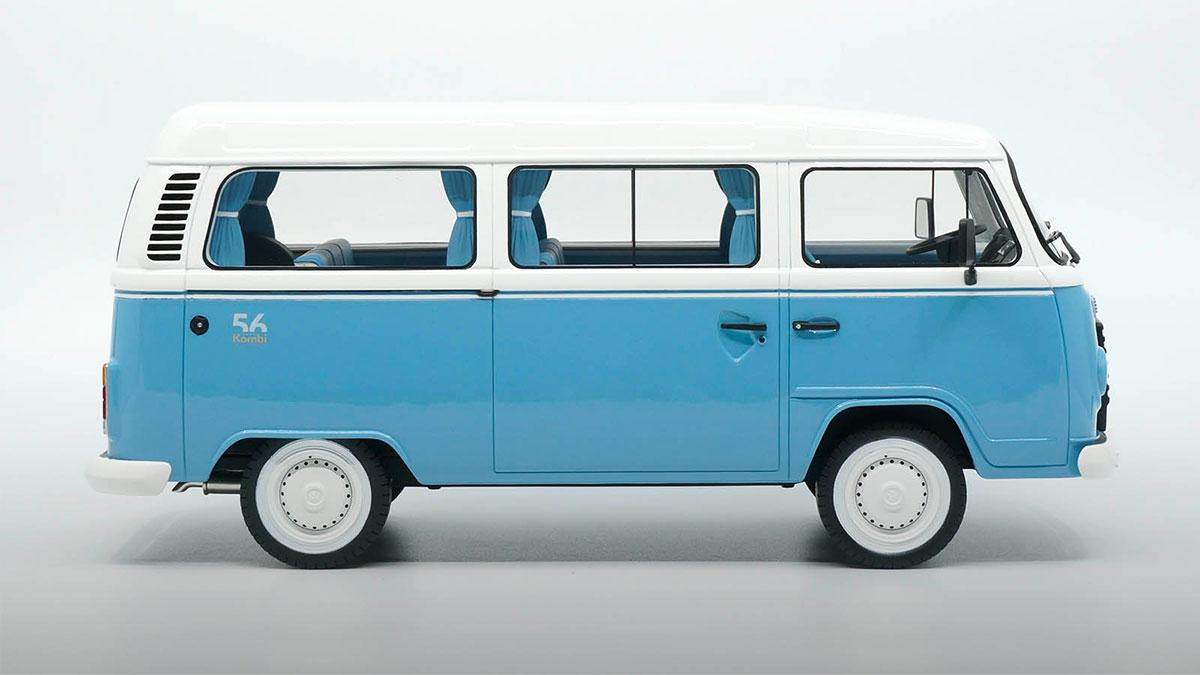 Volkswagen Combi T2 Last Edition profil 1/18