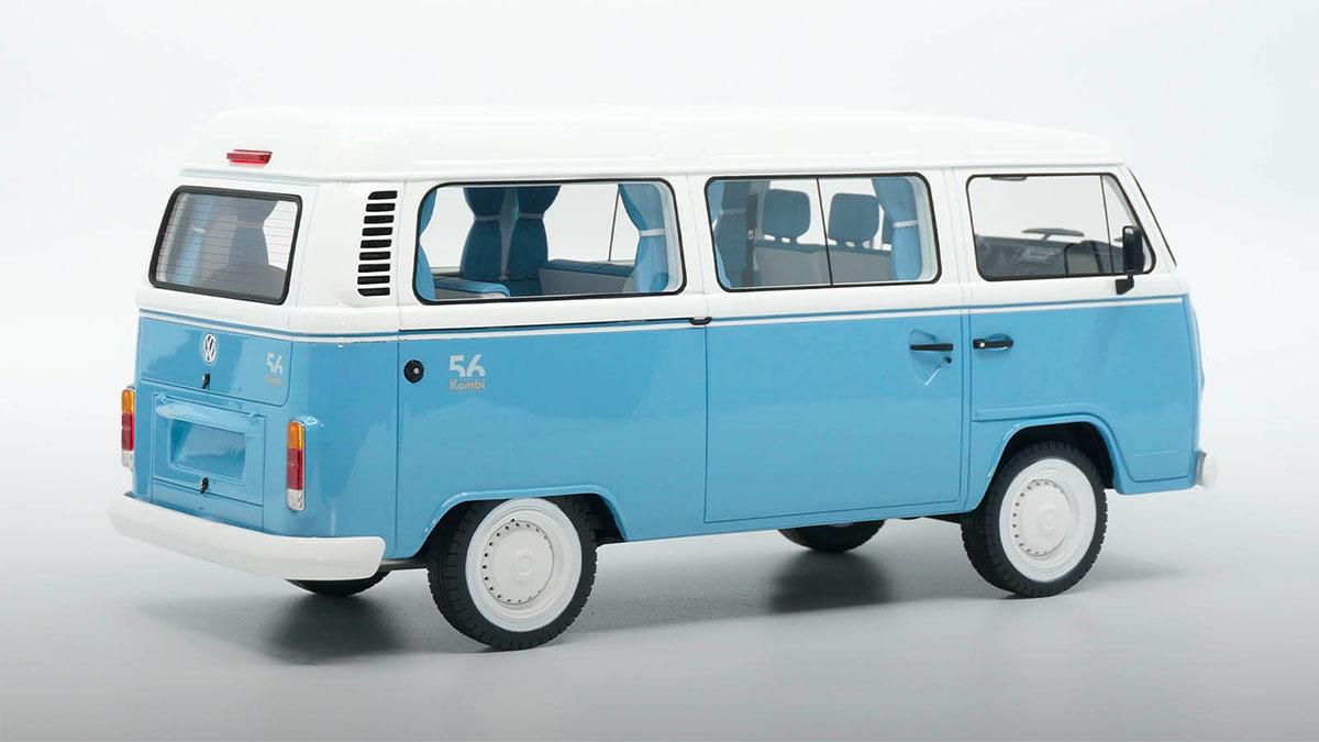 Volkswagen Combi T2 Last Edition arrière