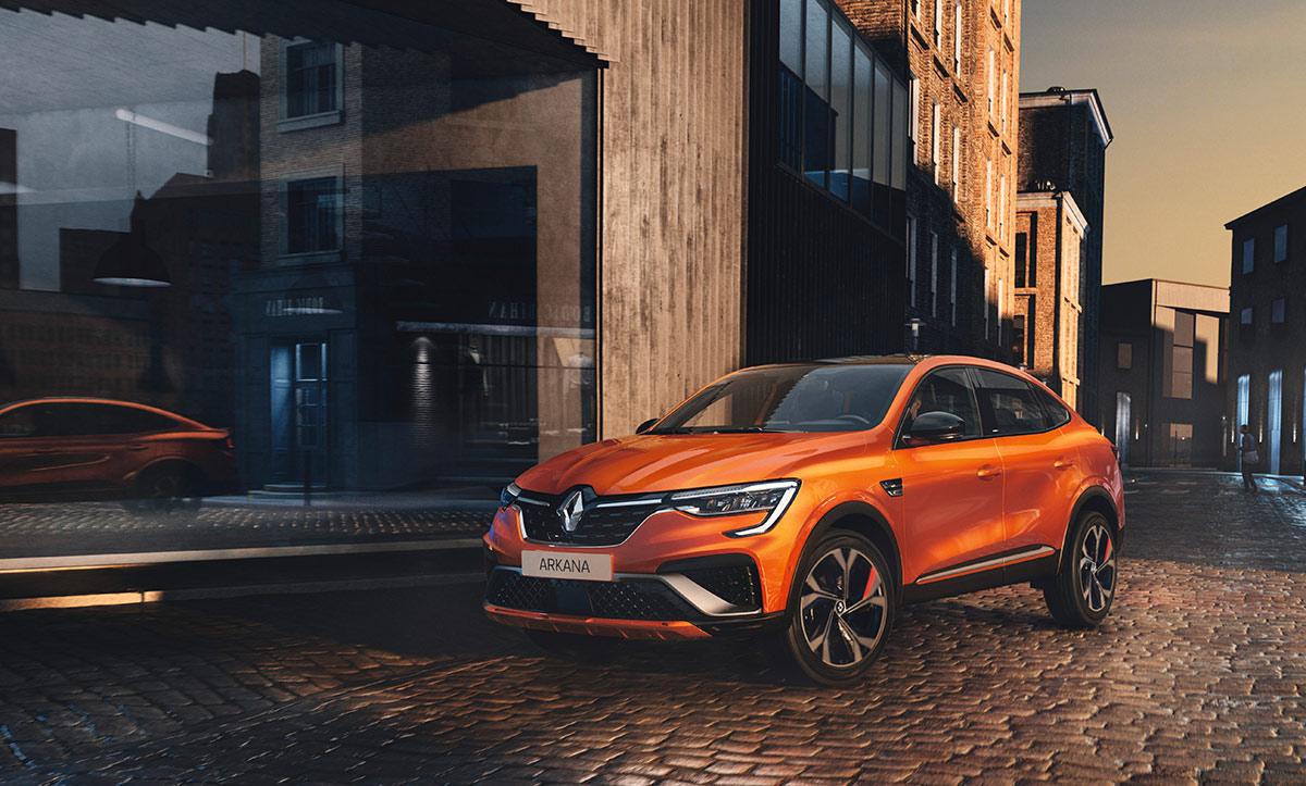 Renault Arkana R.S. Line 2020