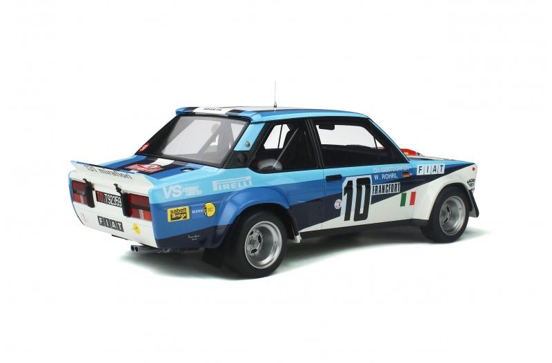 1/12 Fiat 131 Abarth RMC OttO G051