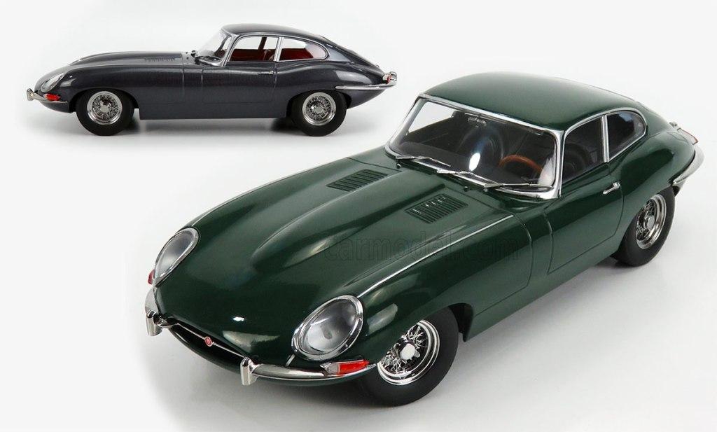 1/18 Jaguar Type E KK-Scale
