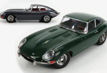 Photo de 1/18 : La Jaguar Type E de KK-Scale est disponible