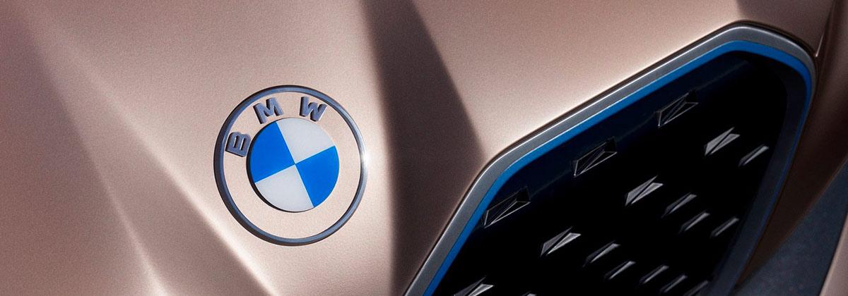 Logo BMW symbolique