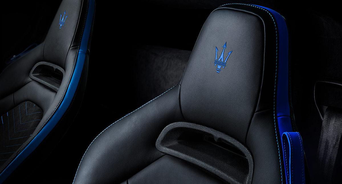 Sièges Maserati MC20