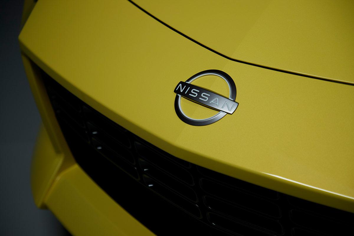 Nissan Z Proto logo