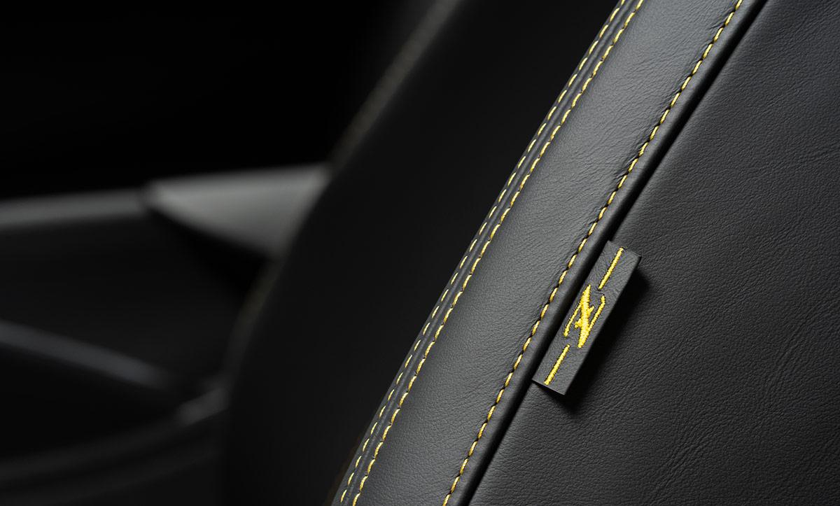 Nissan Z Proto sièges