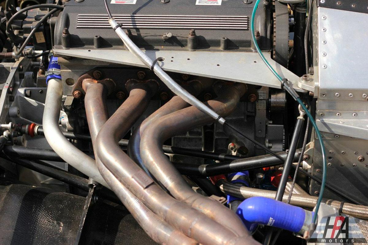 Peugeot 905 Spider moteur